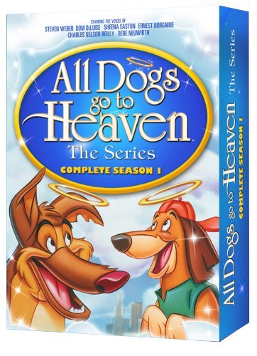 Complete Season 1 All Dogs Go To Heaven Nr 2 DVD