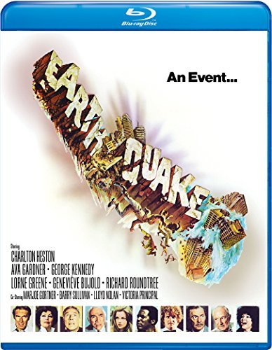 Earthquake Earthquake Blu Ray Ws Pg