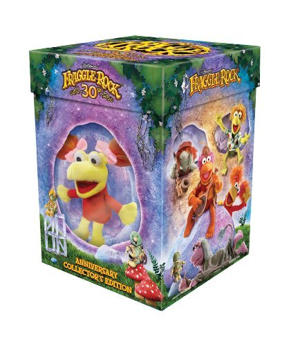 30th Anniversary Collection Fraggle Rock Nr 21 DVD