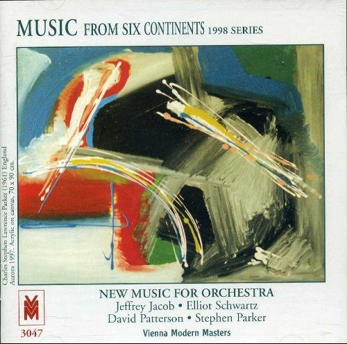 Jacob Jeffrey Schwartz Elliott Music From Six Continents