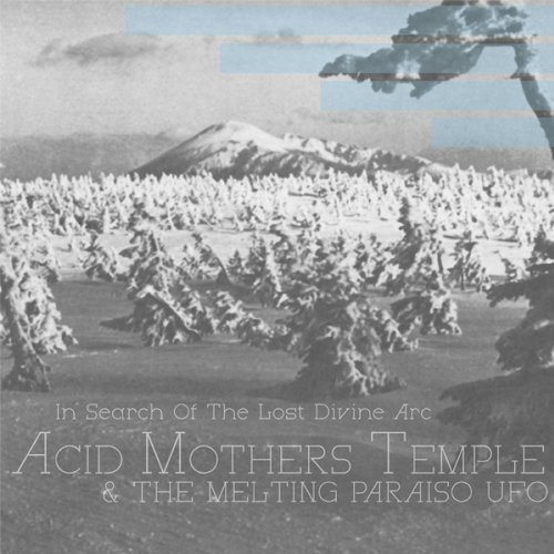 Acid Mothers Temple & The Melt In Search Of The Lost Divine A Digipak