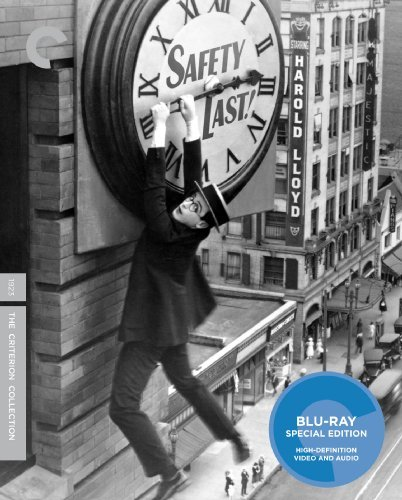 Safety Last Safety Last Blu Ray Nr Criterion