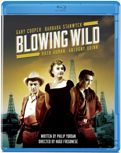 Blowing Wild (1953) Cooper Stanwyck Blu Ray Ws Nr