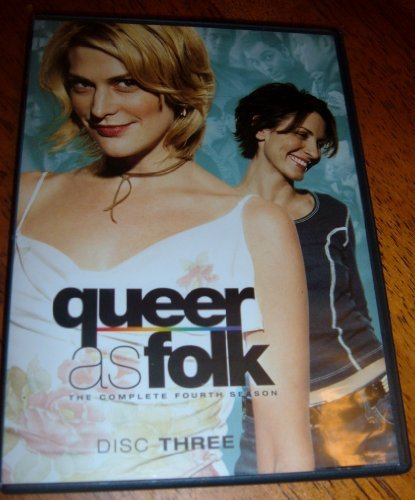 Queer As Folk Season 4 Disc 3