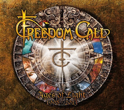 Freedom Call Ages Of Light (best Of) 2 CD