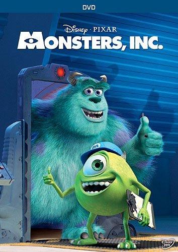 Monsters Inc./Disney@Dvd@G