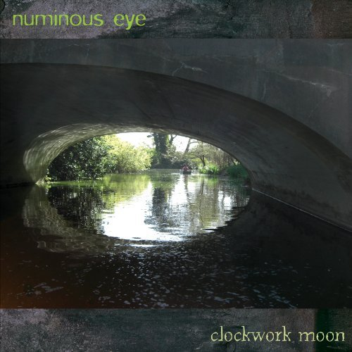 Numinous Eye Clockwork Moon