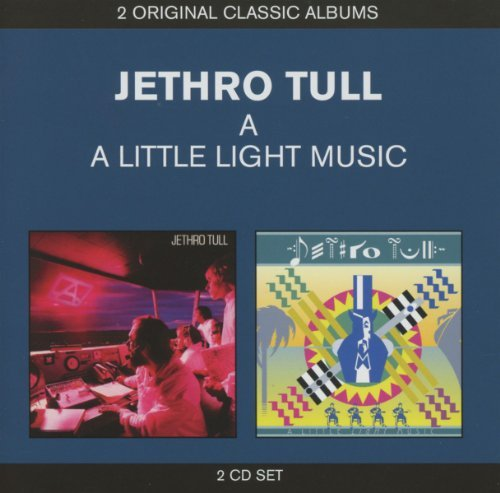 Jethro Tull Classic Albums A A Little Lig Import Gbr