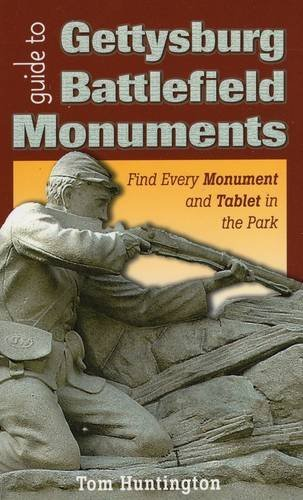 Tom Huntington Guide To Gettysburg Battlefield Monuments