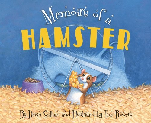 Devin Scillian Memoirs Of A Hamster
