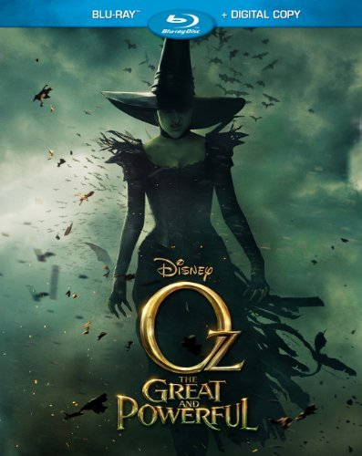 Oz The Great & Powerful Franco Kunis Williams Blu Ray Ws Pg Dc
