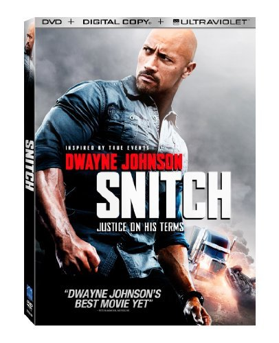 Snitch Johnson Sarandon DVD Dc Pg13