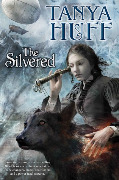 Tanya Huff The Silvered