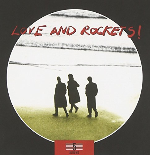 Love & Rockets 5 Albums Box Set Import Gbr 5 CD