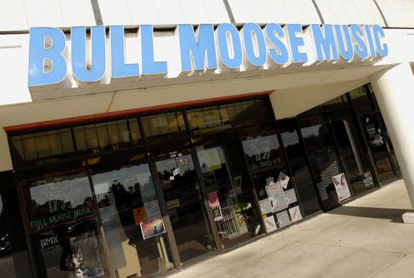 Sanford Bull Moose