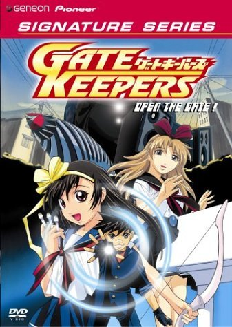 Gatekeepers Vol. 1 Open The Gate Clr St Jpn Lng Eng Dub Sub Nr Signature