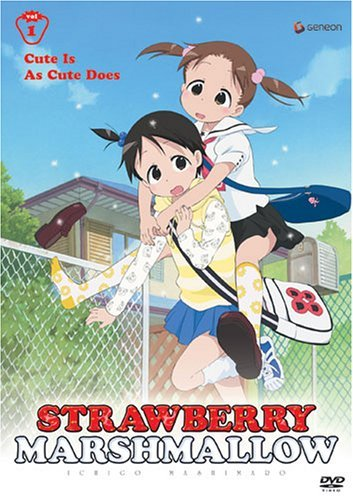 Strawberry Marshmallow Vol. 1 Cute Is As Cute Does Clr Nr