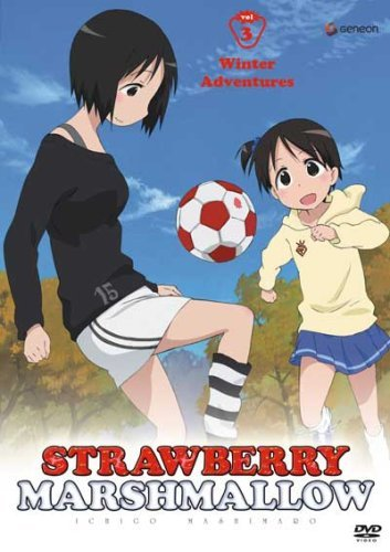 Strawberry Marshmallow Vol. 3 Winter Adventure Clr Nr