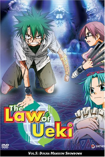 Law Of Ueki Vol. 5 Dogra Mansion Showdown Clr Nr