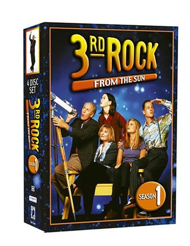 3rd Rock From The Sun Season 1 Clr Nr 4 DVD