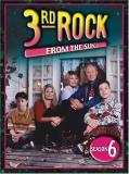 3rd Rock From The Sun Season 6 Clr Nr 4 DVD