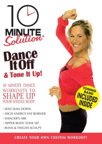 10 Minute Solution Dance It Off & Tone It Up Nr