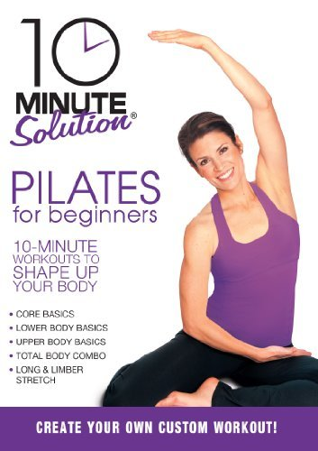 10 Minute Solution Pilates For Beginners Nr