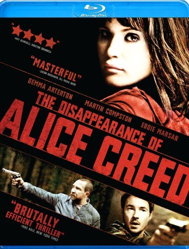 Disappearance Of Alice Creed Arterton Marsan Blu Ray Ws R