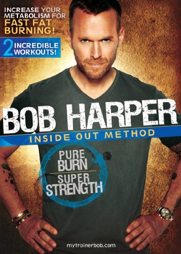 Bob Harper Pure Burn Super Strength Nr