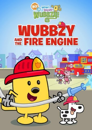 Wubbzy & The Fire Engine Wow! Wow! Wubbzy! Nr