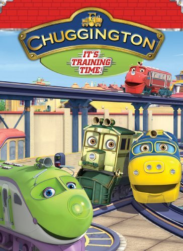 It's Training Time Chuggington Ws Nr