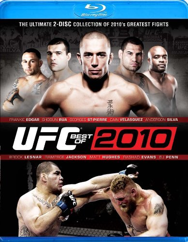 Ufc Best Of 2010 Ws Blu Ray Nr