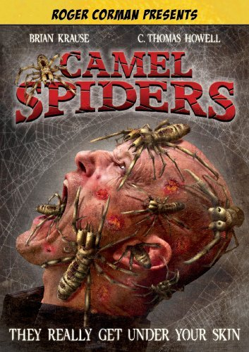 Camel Spiders Krause Ernata Howell DVD Nr