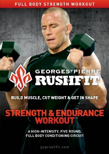 Pierre St. Georges Rushfit Strength & Endurance W Nr