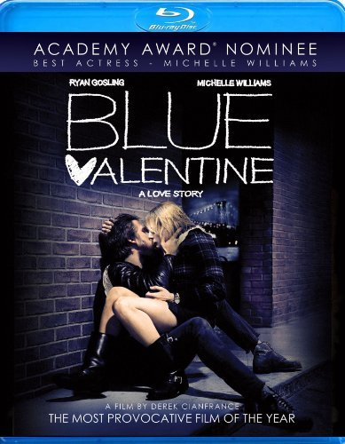 Blue Valentine Gosling Williams Blu Ray Ws R