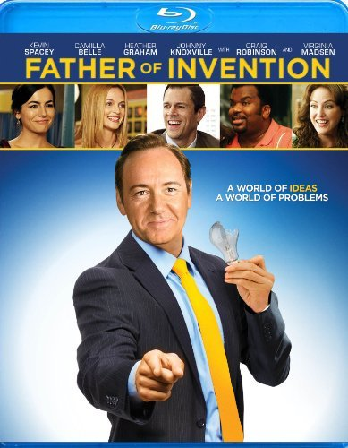 Father Of Invention Spacey Belle Knoxville Blu Ray Ws Nr