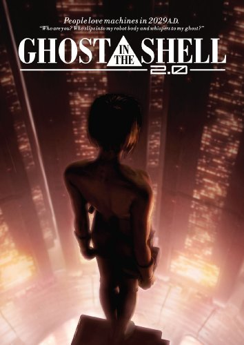 Ghost In The Shell 2.0 Ghost In The Shell 2.0 Nr