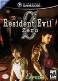 Cube Resident Evil Zero Rated M
