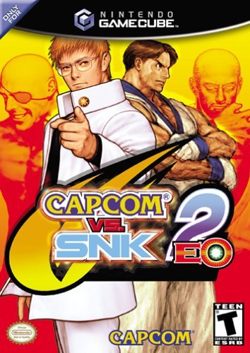 Cube Capcom Vs Snk 2 Eo