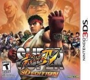 Nintendo 3ds Super Street Fighter 4 3d