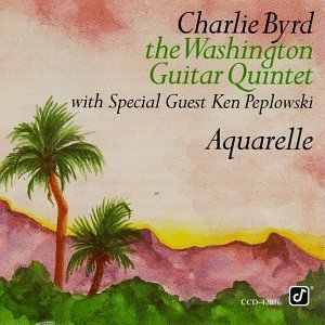 Charlie Byrd Washington Guitar Quintet