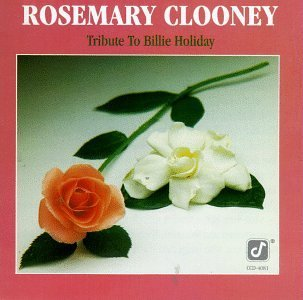 Rosemary Clooney Tribute To Billie Holiday CD R