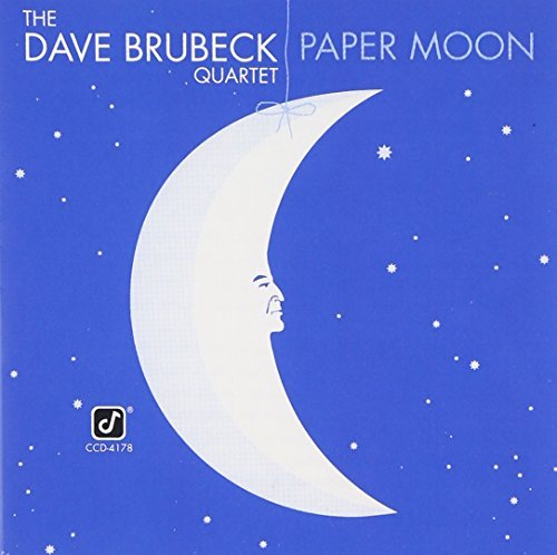 Dave Brubeck Paper Moon Made On Demand This Item Is Made On Demand Could Take 2 3 Weeks For Delivery