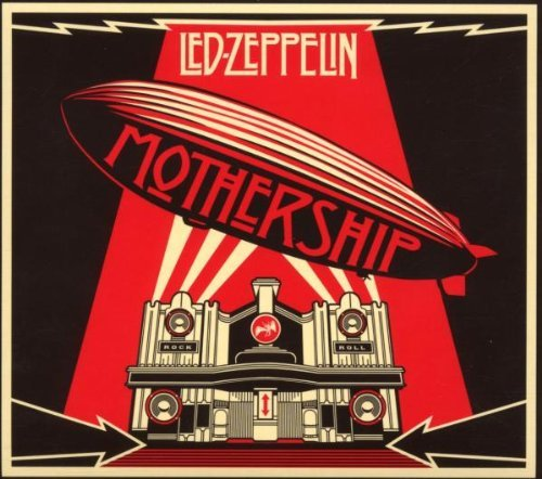 Led Zeppelin Mothership Deluxe Ed. Bonus DVD