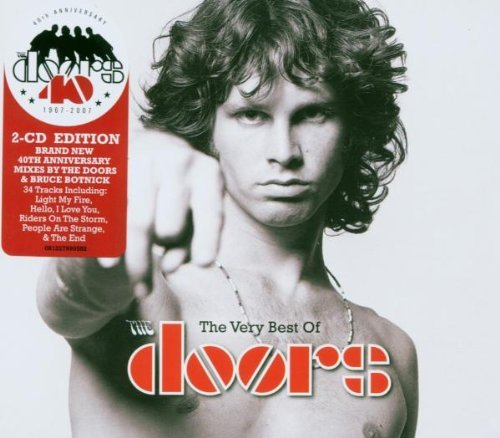 Doors Very Best Of (2cd) Import Eu 2 CD Set