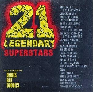 Twenty-One Legendary Supers/21 Legendary Superstars@Berry/Haley/Dion/Beach Boys