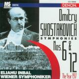 D. Shostakovich Sym 6 12 Inbal Vienna So