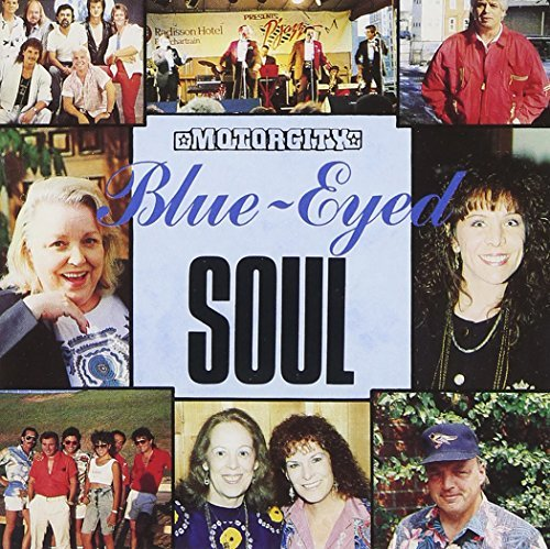 Motorcity Blue Eyed Soul Lewis Sisters & The Valadiers