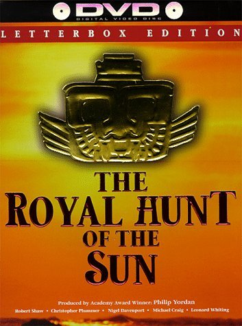 Royal Hunt Of The Sun Shaw Plummet Davenport Craig