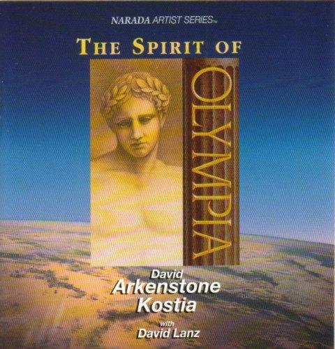 arkenstone-kostia-spirit-of-olympia-lmtd-ed-booklet